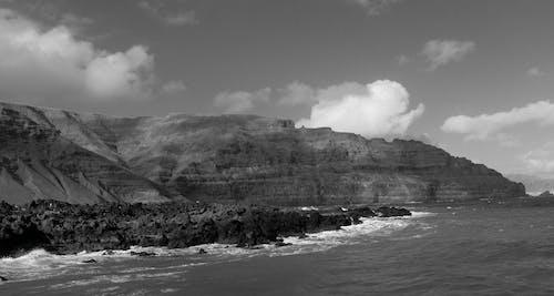Бесплатное стоковое фото с береговая линия