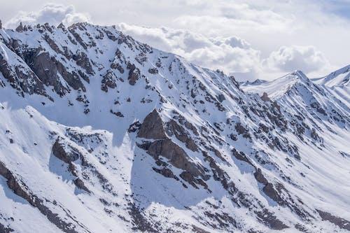 Ingyenes stockfotó fehér, festői, hegy, hegycsúcs témában