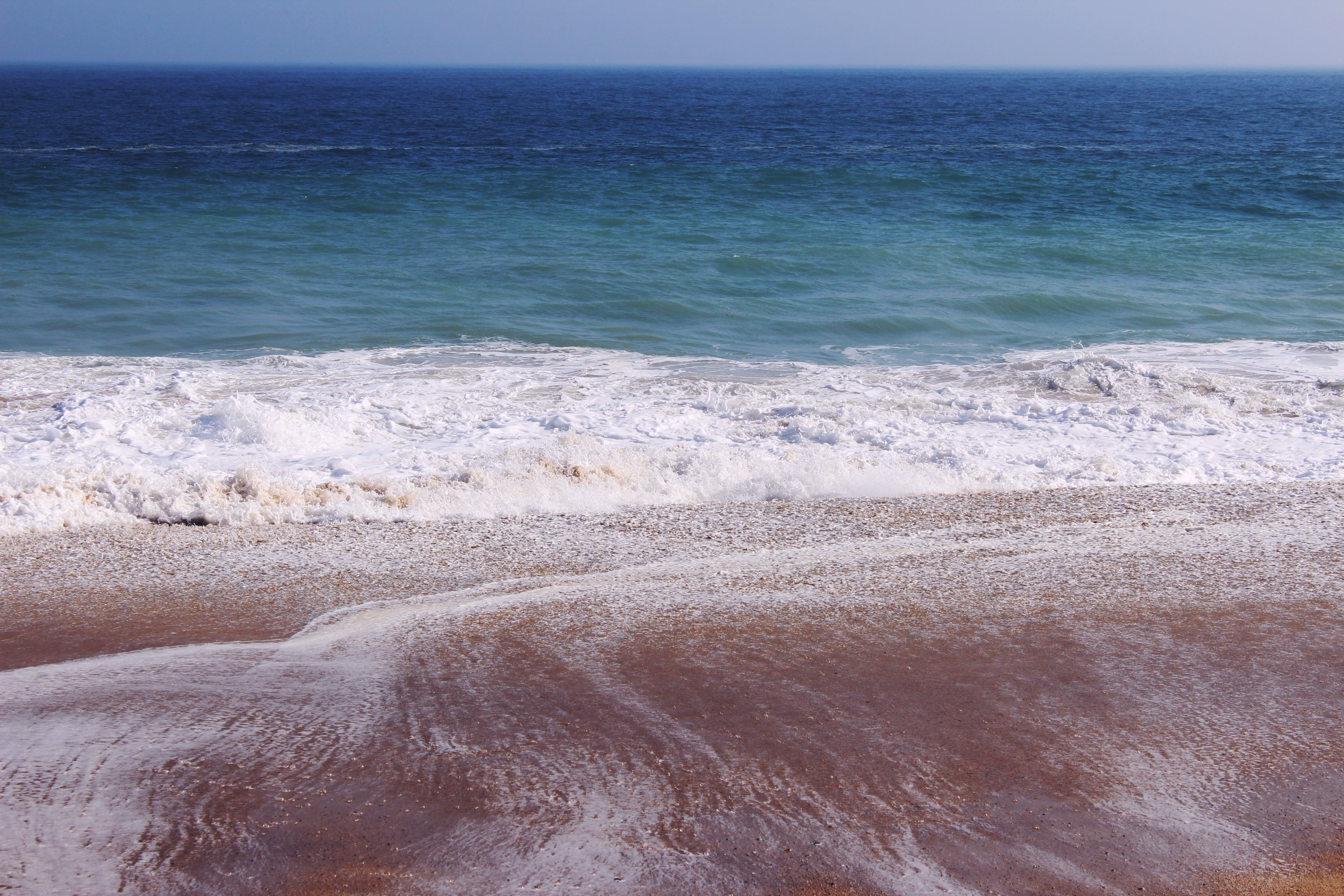 Fotos de stock gratuitas de agua, arena, dice adiós, escénico