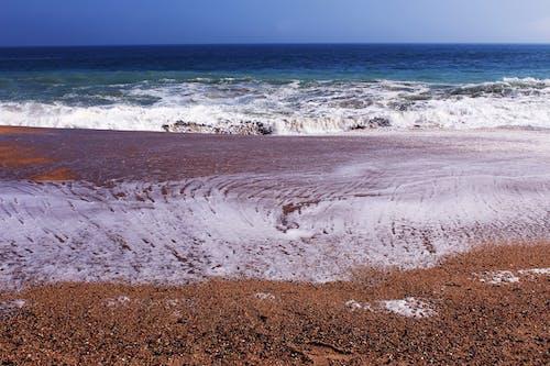 Kostnadsfri bild av hav, natur, strand, våg