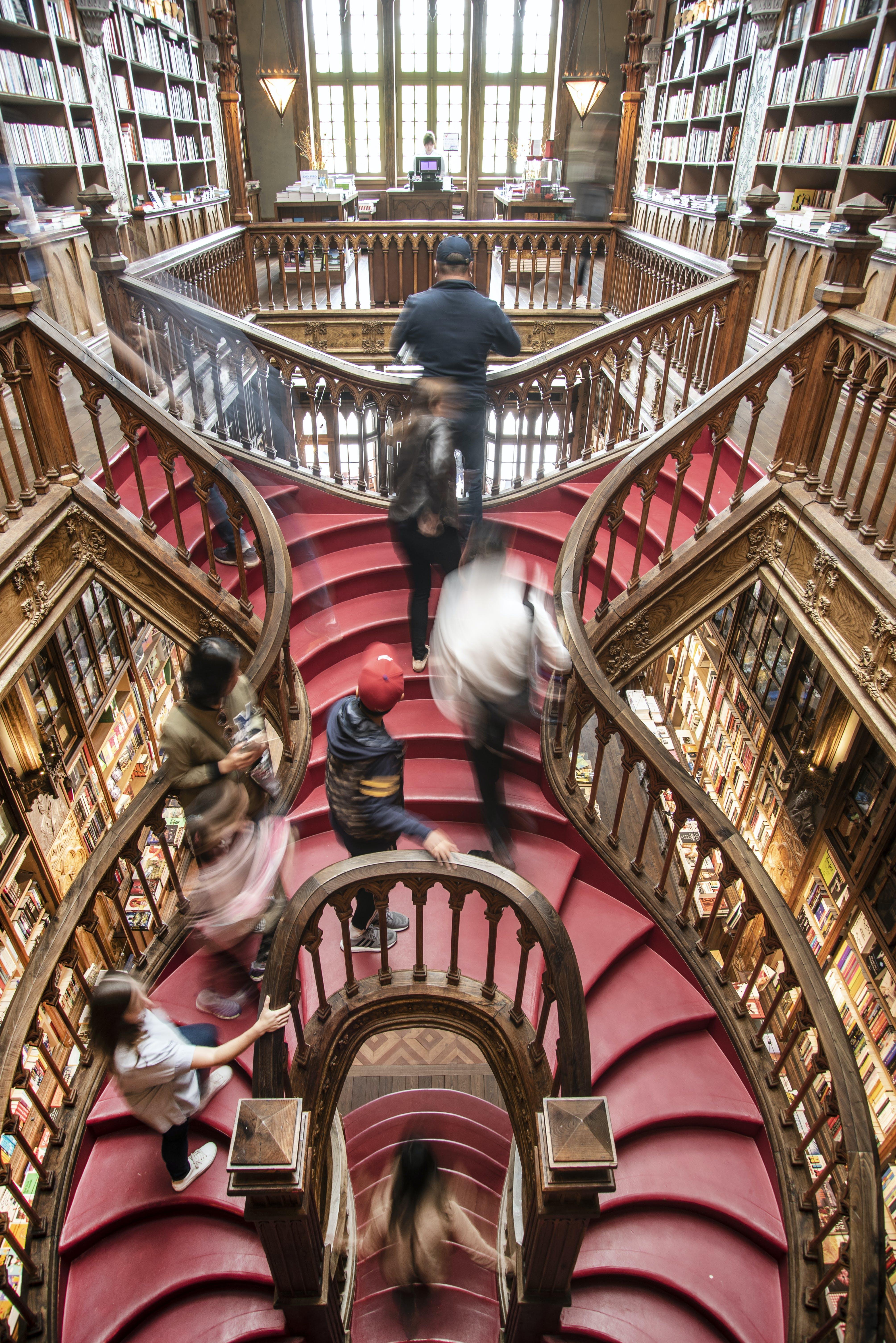 Free stock photo of architecture, books, bookshop, harry potter