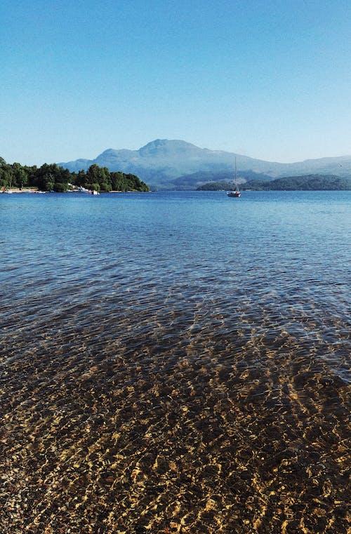 Free stock photo of 4k, boats, loch lomland