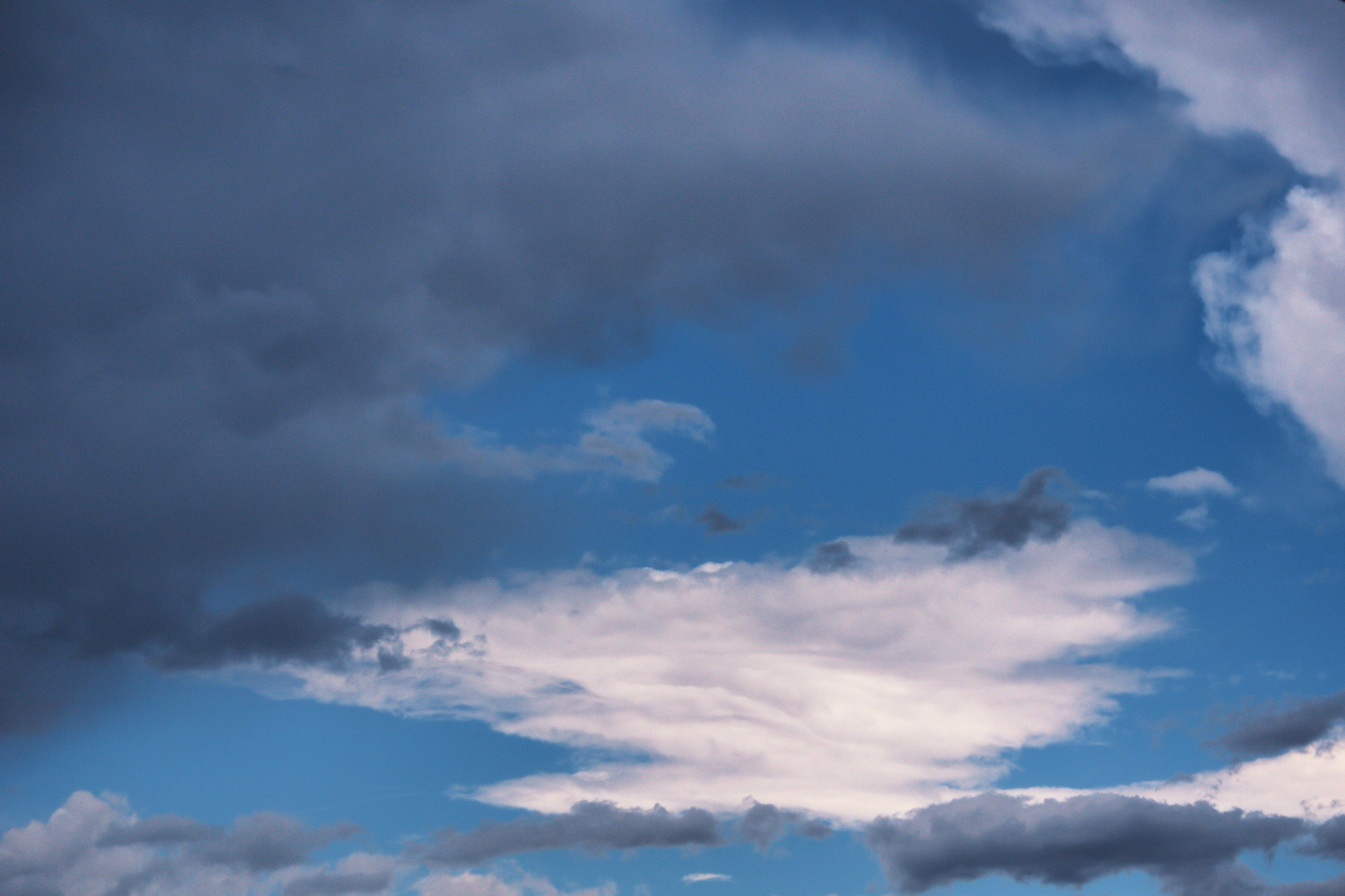 Free stock photo of blue, clouds, cloudy skies, heaven