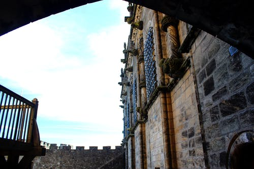 Foto d'estoc gratuïta de castell, escocès històric, estrident, medieval