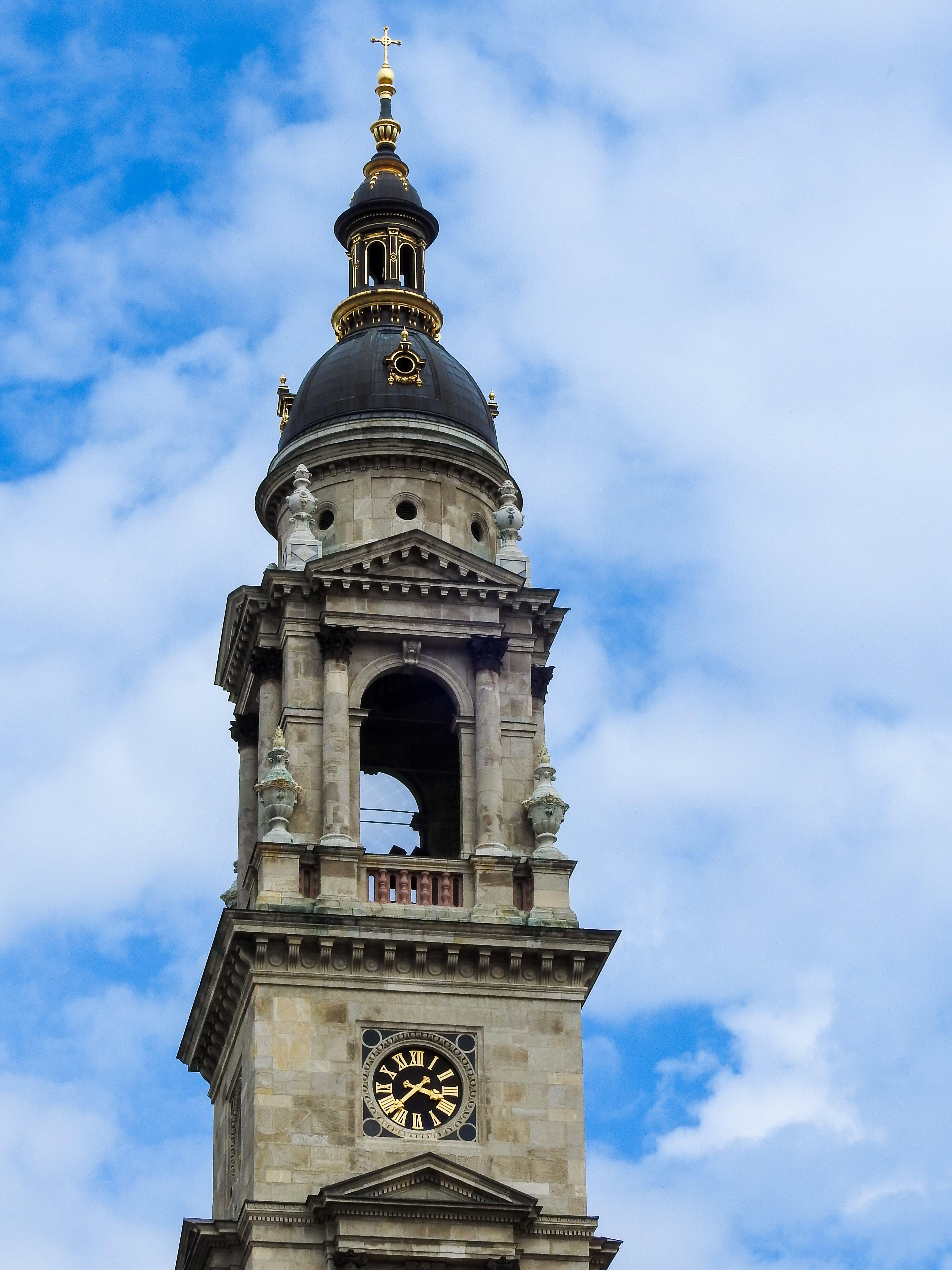 Free stock photo of blue sky, Budapest, hungary, old castle