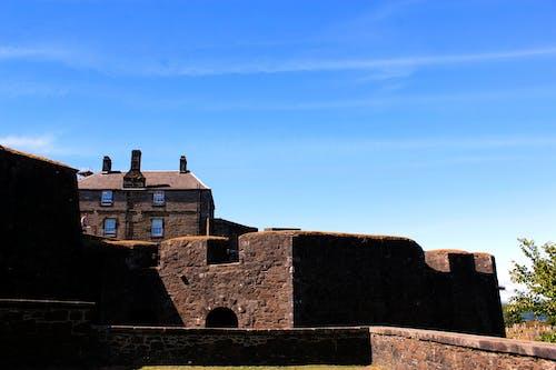 Foto d'estoc gratuïta de castell, castell estrident, escocès històric, estrident