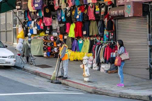 Asyalı, Çin mahallesi, sokak, Sokak fotoğrafçılığı içeren Ücretsiz stok fotoğraf