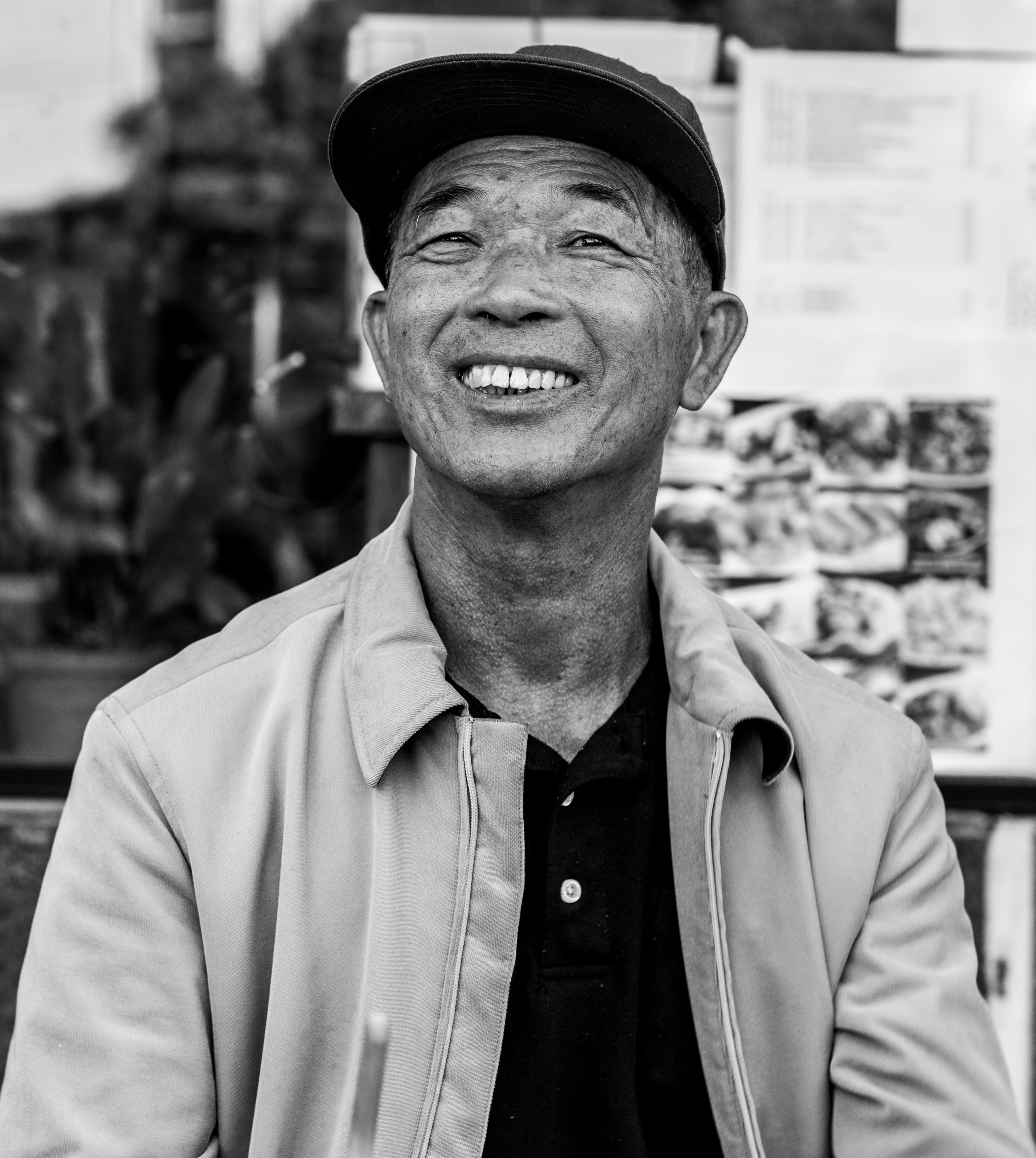 Free stock photo of Asian, Chinese, asian man