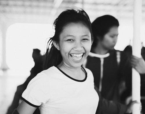 Fotobanka sbezplatnými fotkami na tému Ážijčanka, ázijské dievča, čierny abiely, dievča