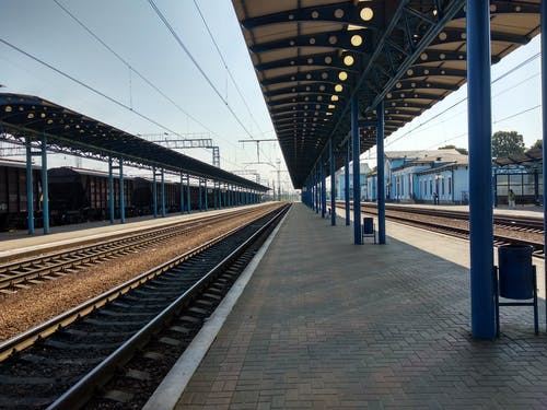 Fotobanka sbezplatnými fotkami na tému koľajnica, stanica, zastaviť, železnica
