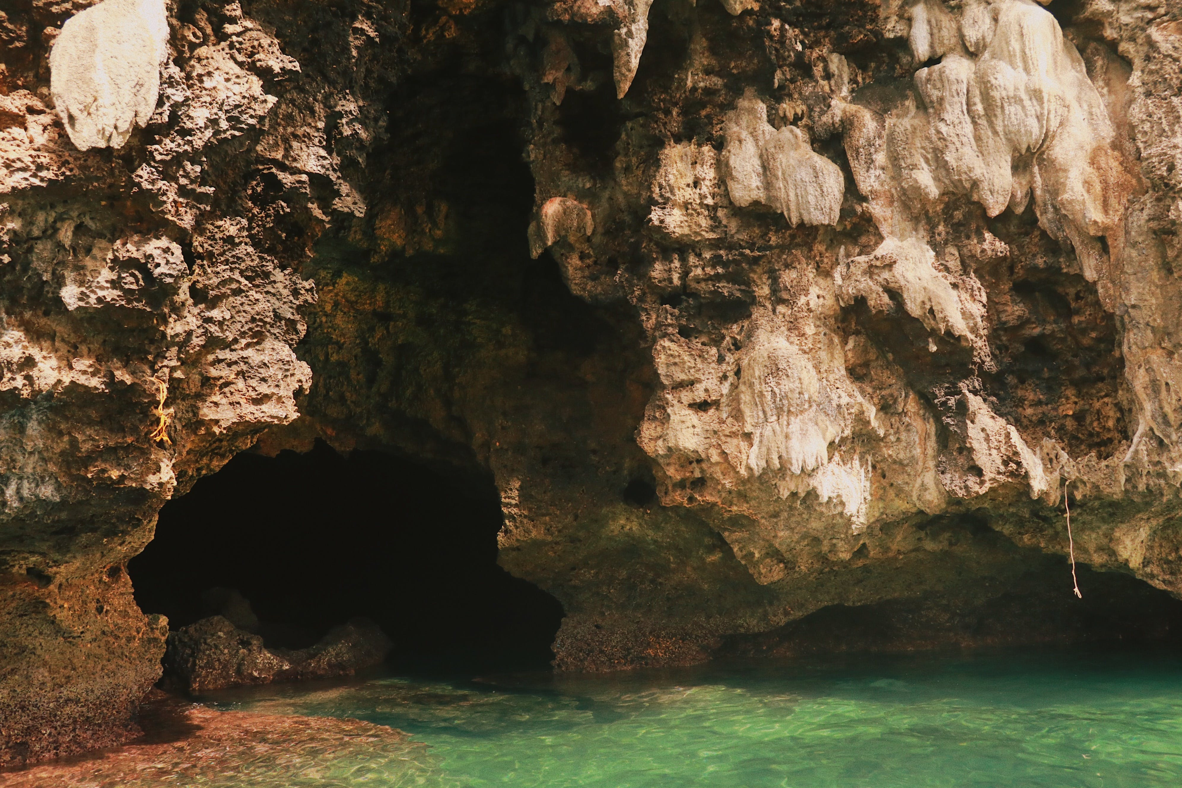 Free stock photo of beach, cave, Philippines