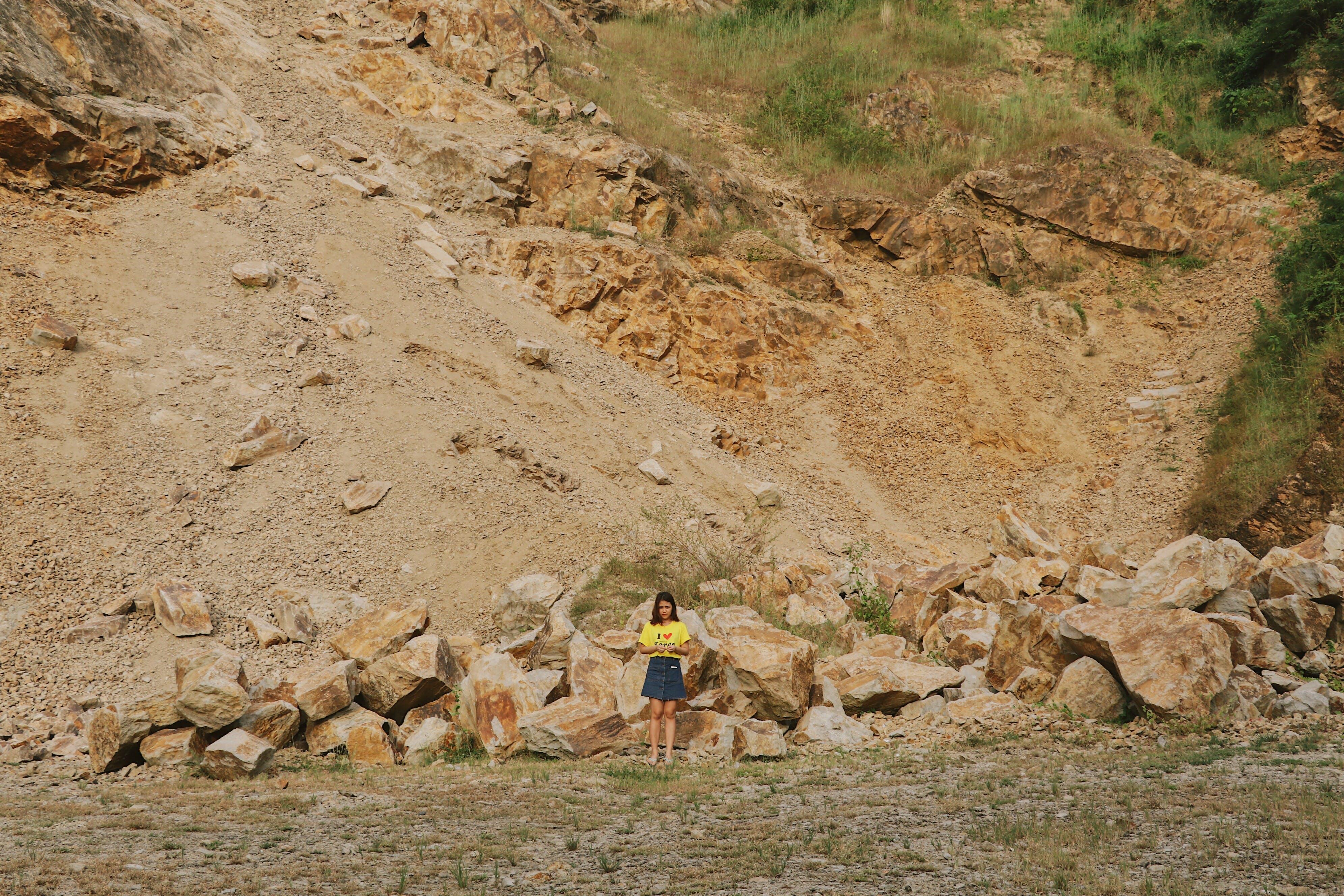 Free stock photo of rocks, mountain, Philippines, rock mountain