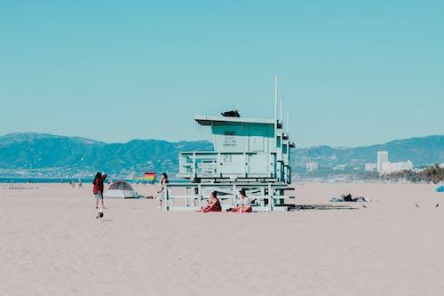 Photos gratuites de bord de mer, complexe, eau, états-unis
