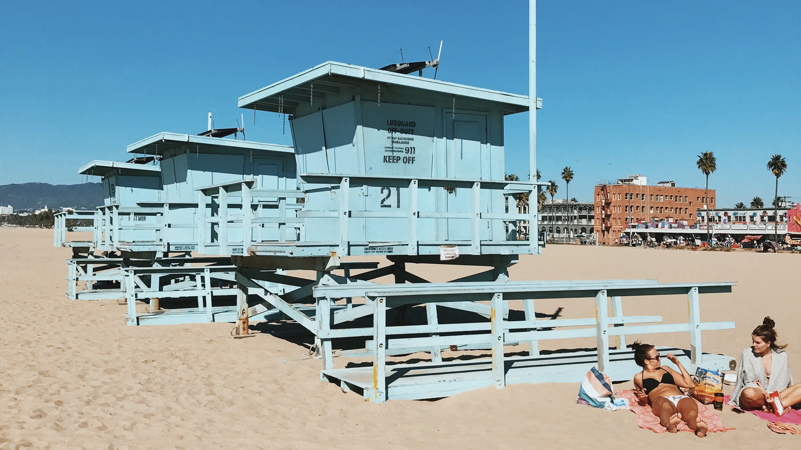 Free stock photo of beaches, cali, california, city