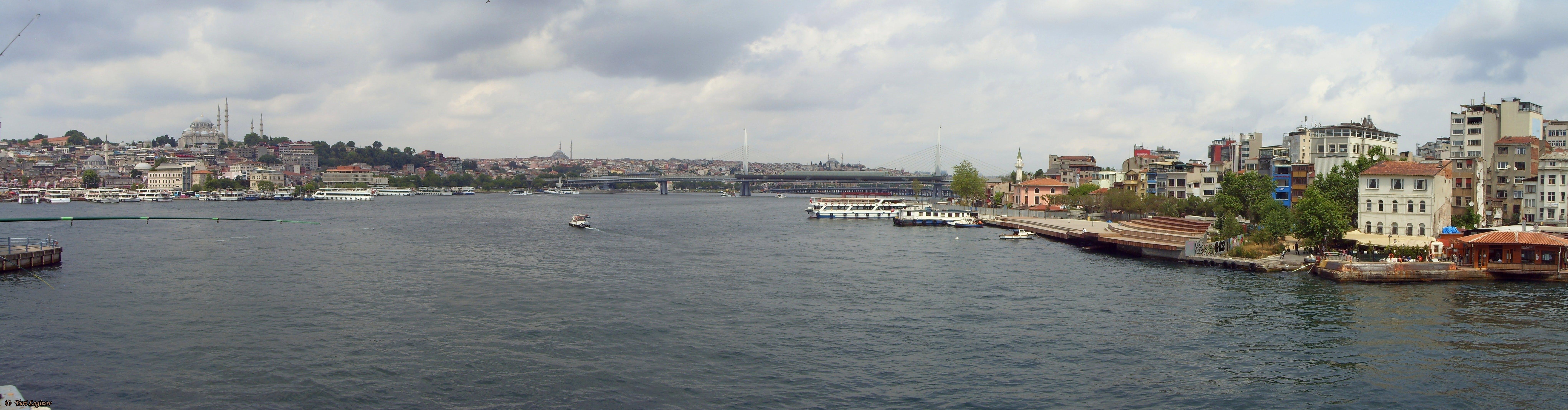 Free stock photo of turkey, Istanbul, TÜRKİYE, golden horn