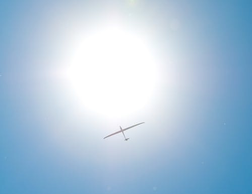 Fotos de stock gratuitas de cielo, cielo azul, planeador, så'oå ce