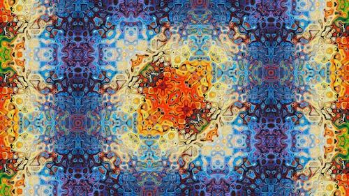 Foto d'estoc gratuïta de art, art del caleidoscopi, color a l'aigua, relaxació