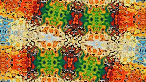 Foto d'estoc gratuïta de art, calidoscopi, nova era, textura