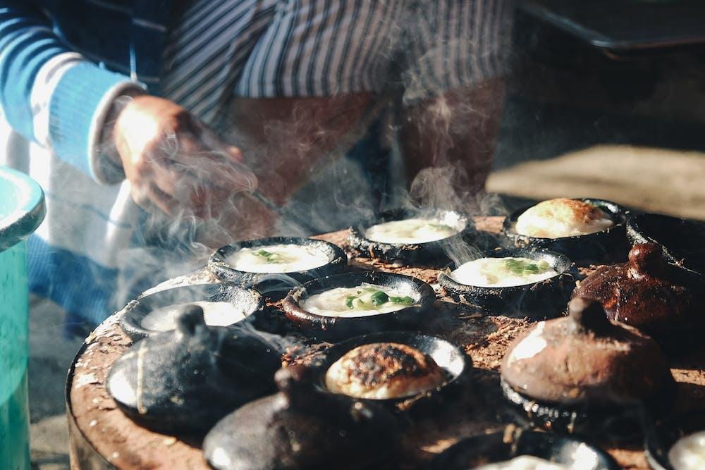 Clay Pot Cooking @pexels.com