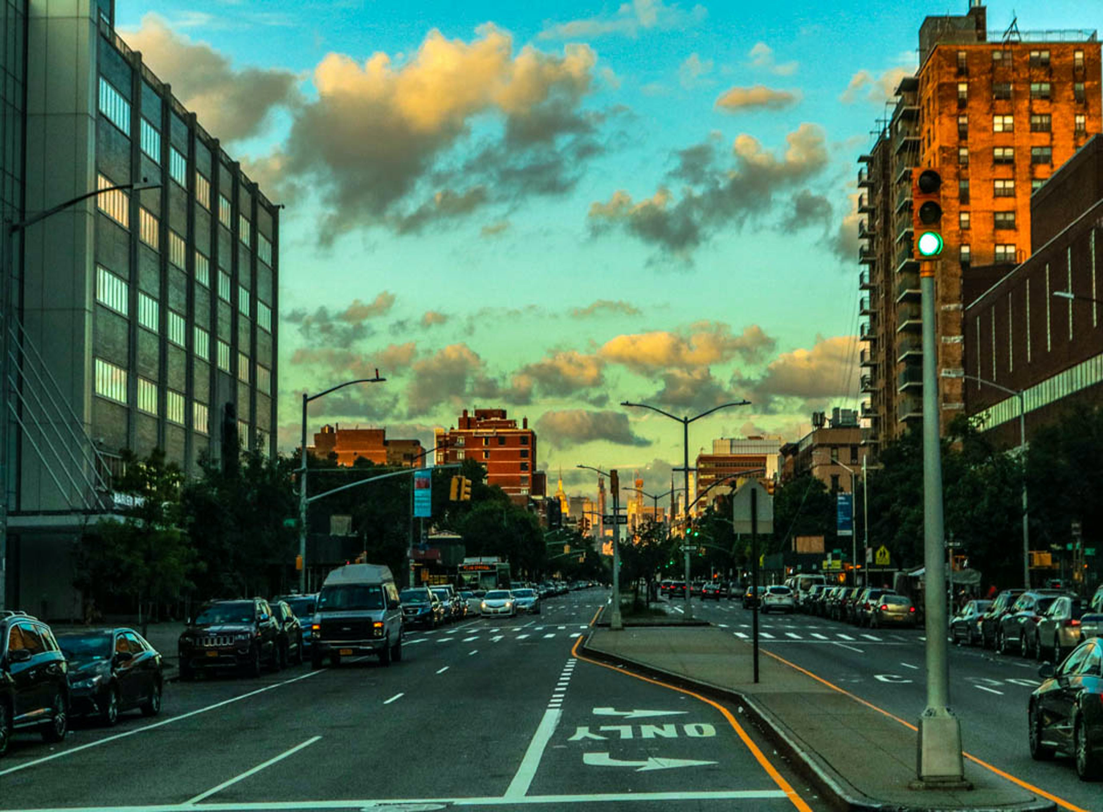 Free stock photo of #Cityscape, #clear skies, #creative, #harlem