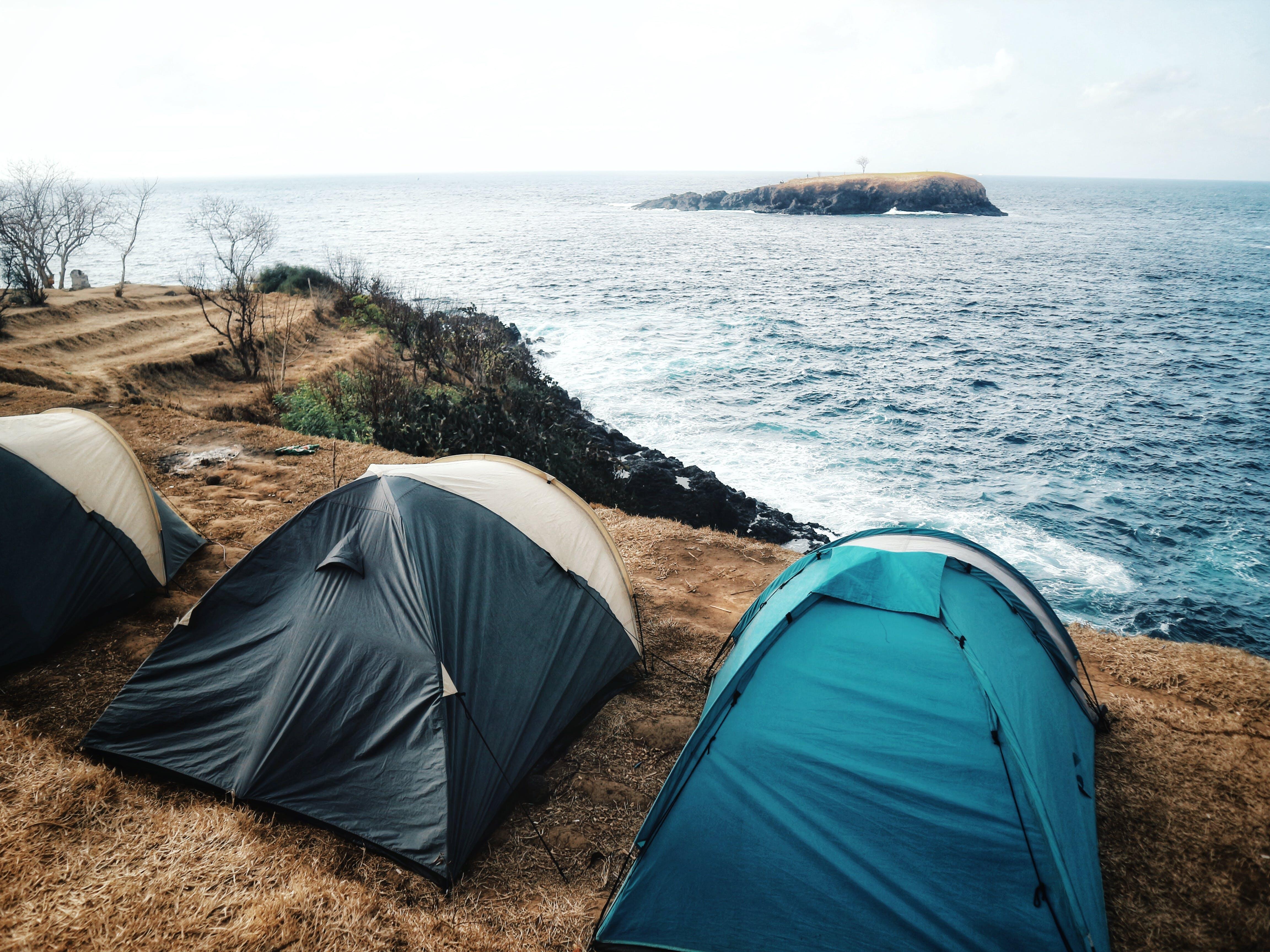 Free stock photo of adventure, bali, beach, camp