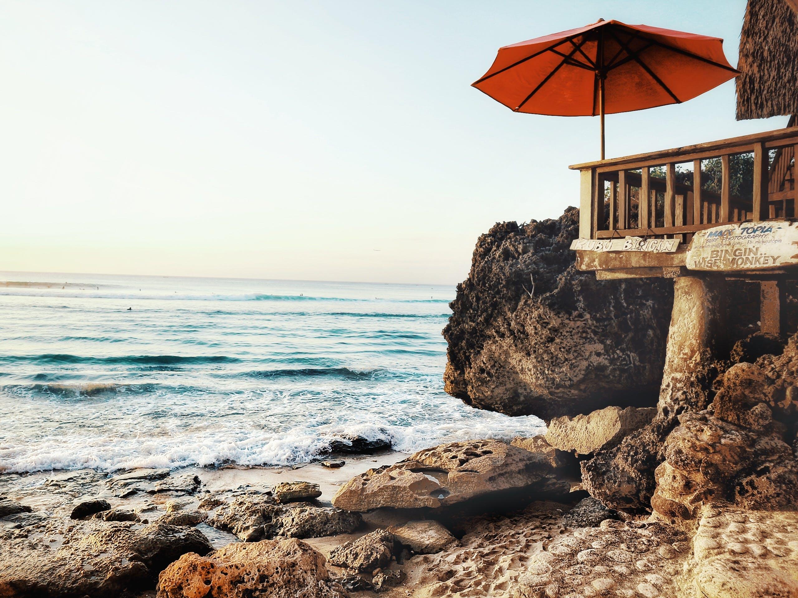 Free stock photo of bali, beach, blue, nature