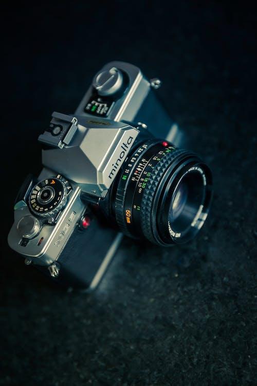 คลังภาพถ่ายฟรี ของ กล้อง, มินอลต้า, วินเทจ, เก่า