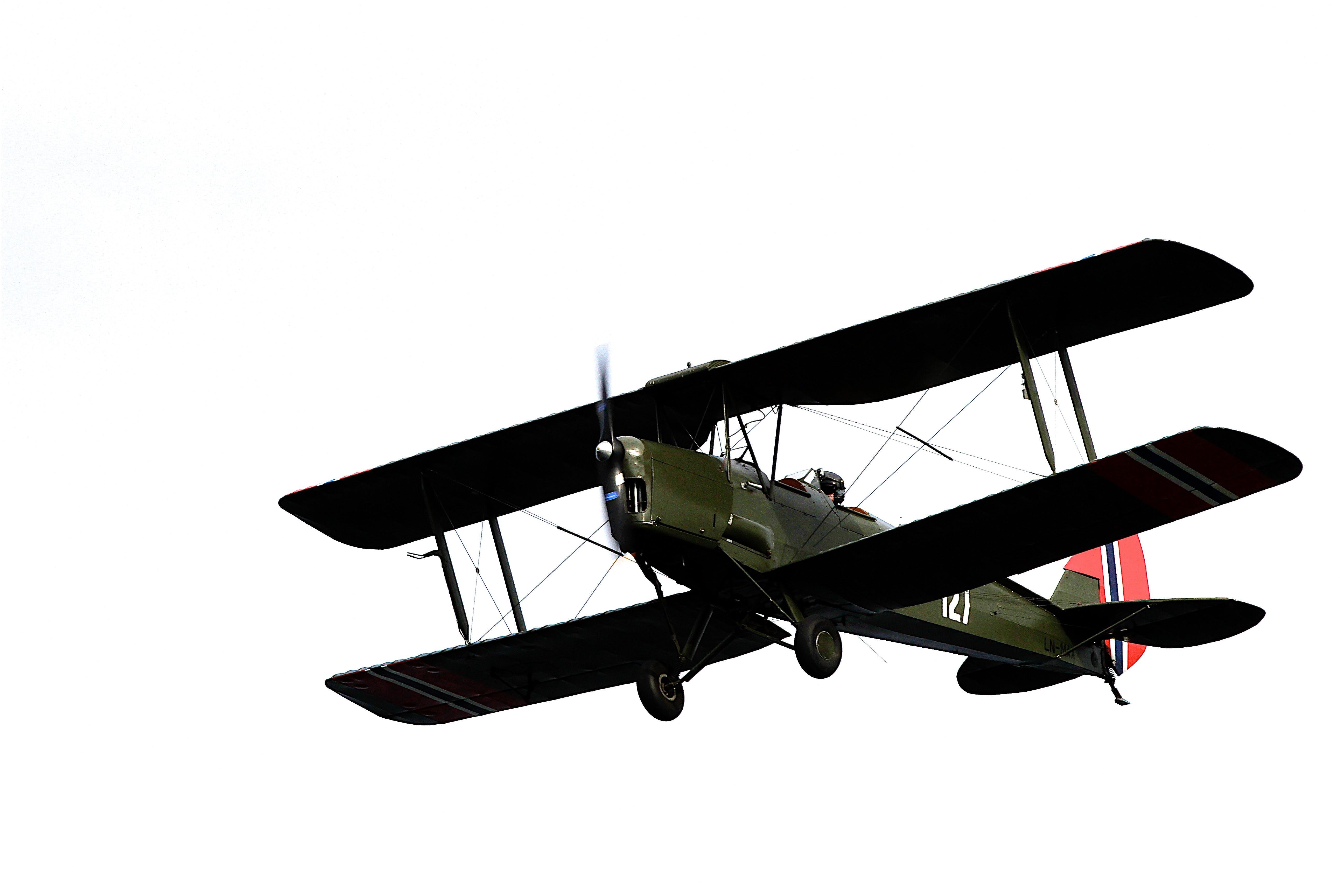 Foto d'estoc gratuïta de ales d'avió, aviació, avió, avió d'hèlix