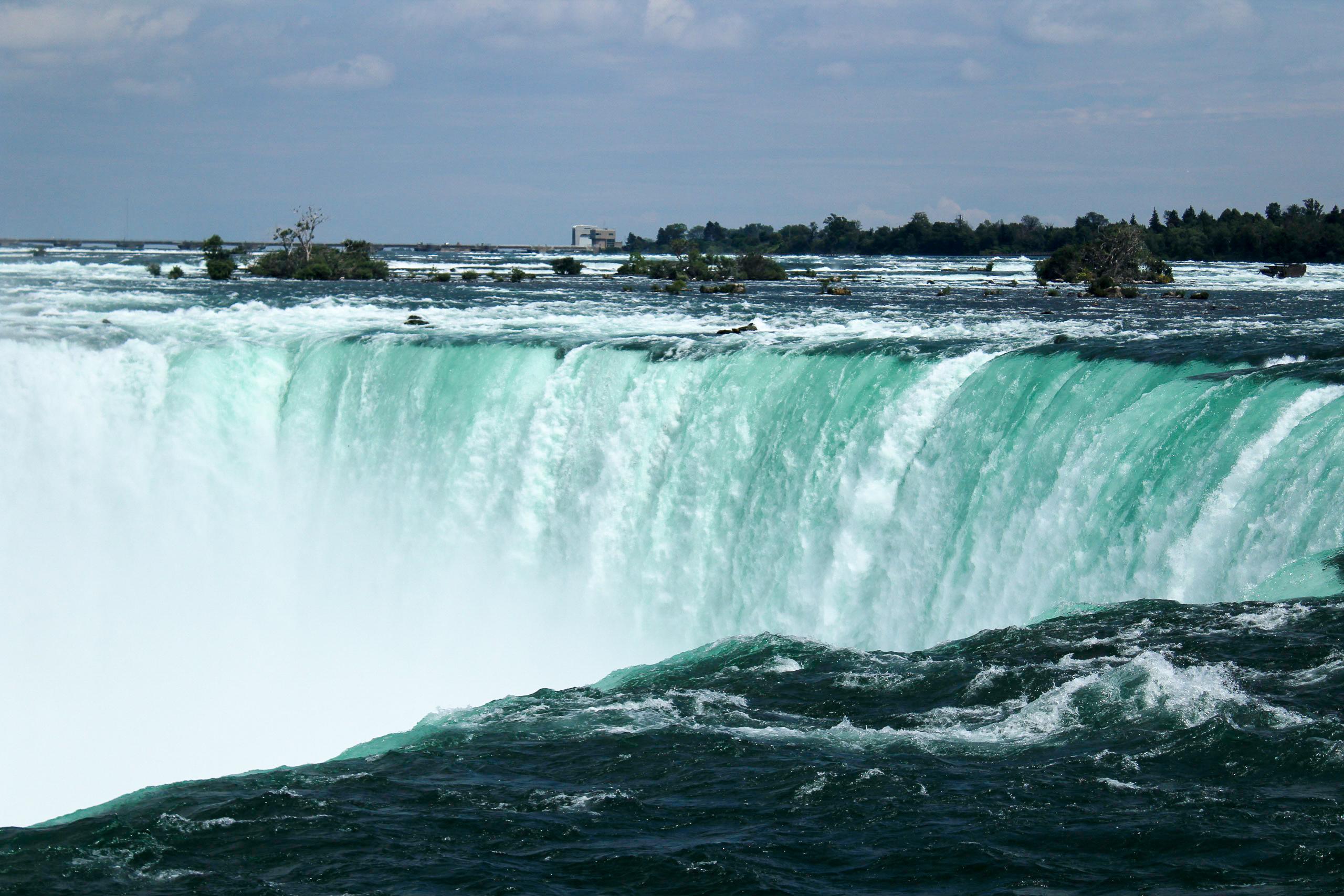 Stáhněte si úžasné obrázky zdarma s motivem Niagara Parky.