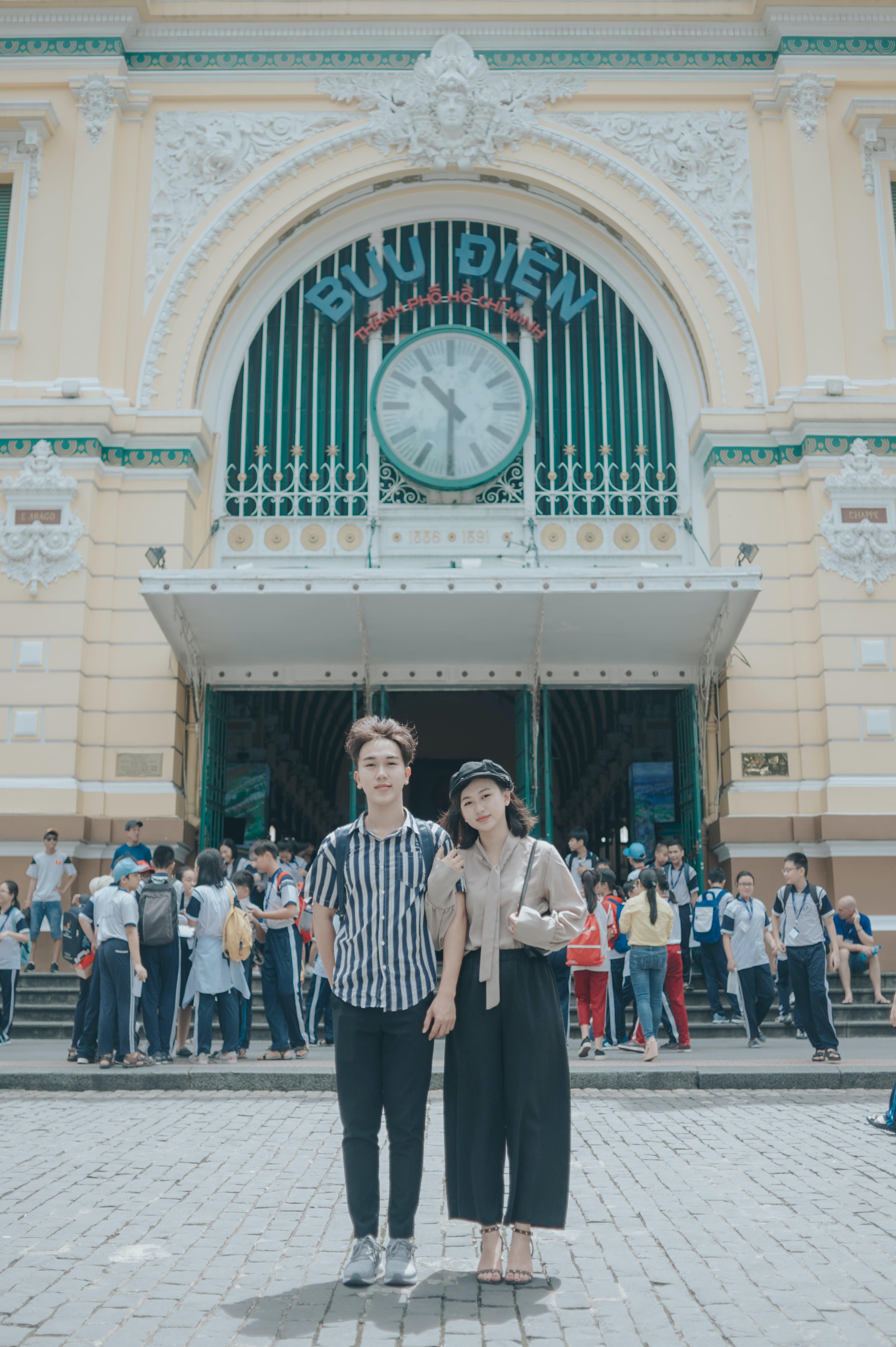 Free stock photo of couple, art, girl, beauty