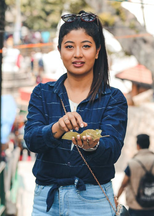 Free stock photo of eating, girl, goggles, nepal
