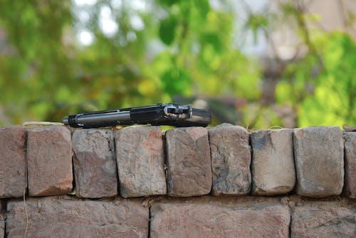 คลังภาพถ่ายฟรี ของ 9mm, bandook, ปืน, ปืนพก