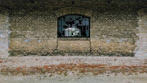 Foto stok gratis Arsitektur, berantakan, diabaikan, kereta api