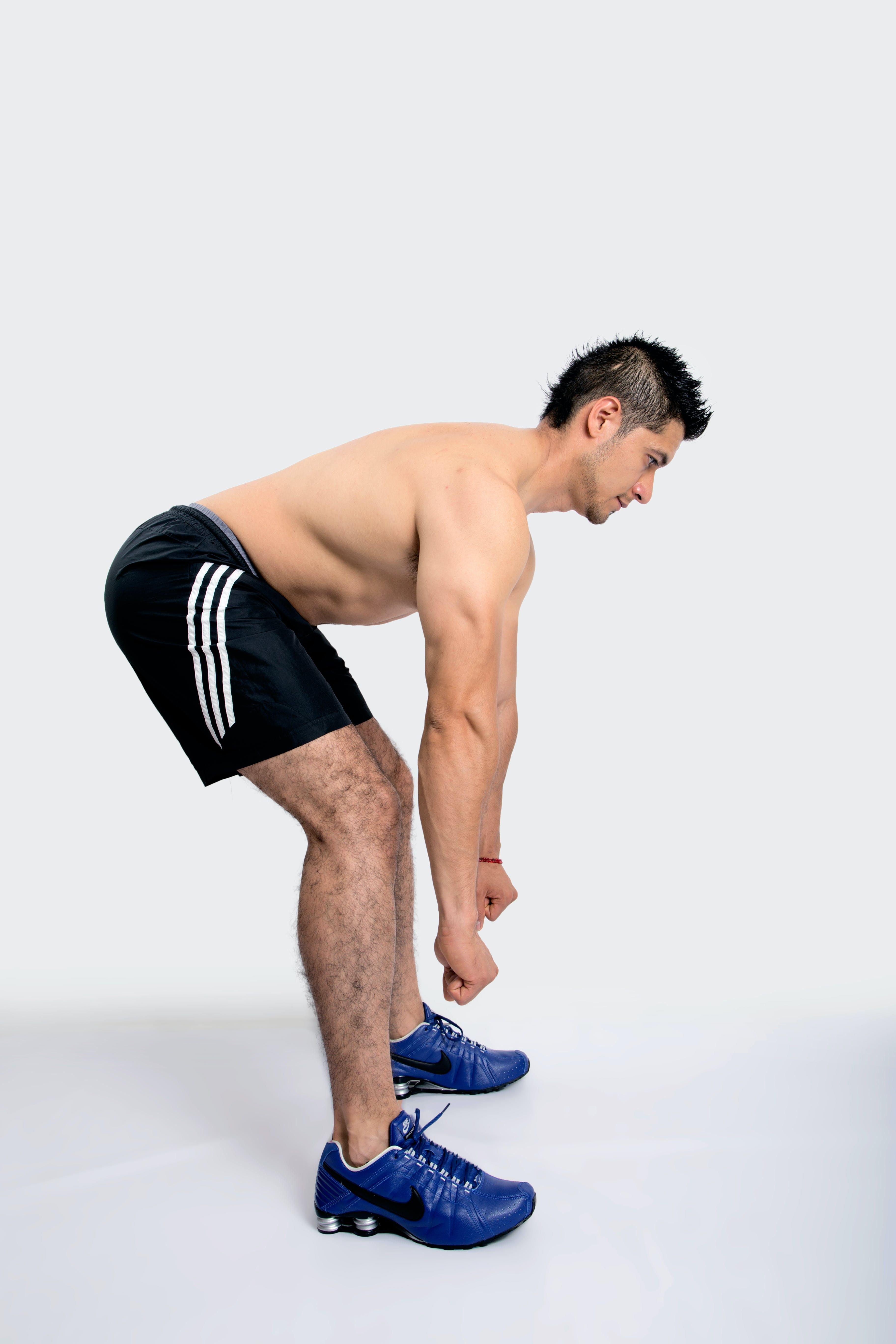 Kostenloses Stock Foto zu fitness, hintern, latino, mann