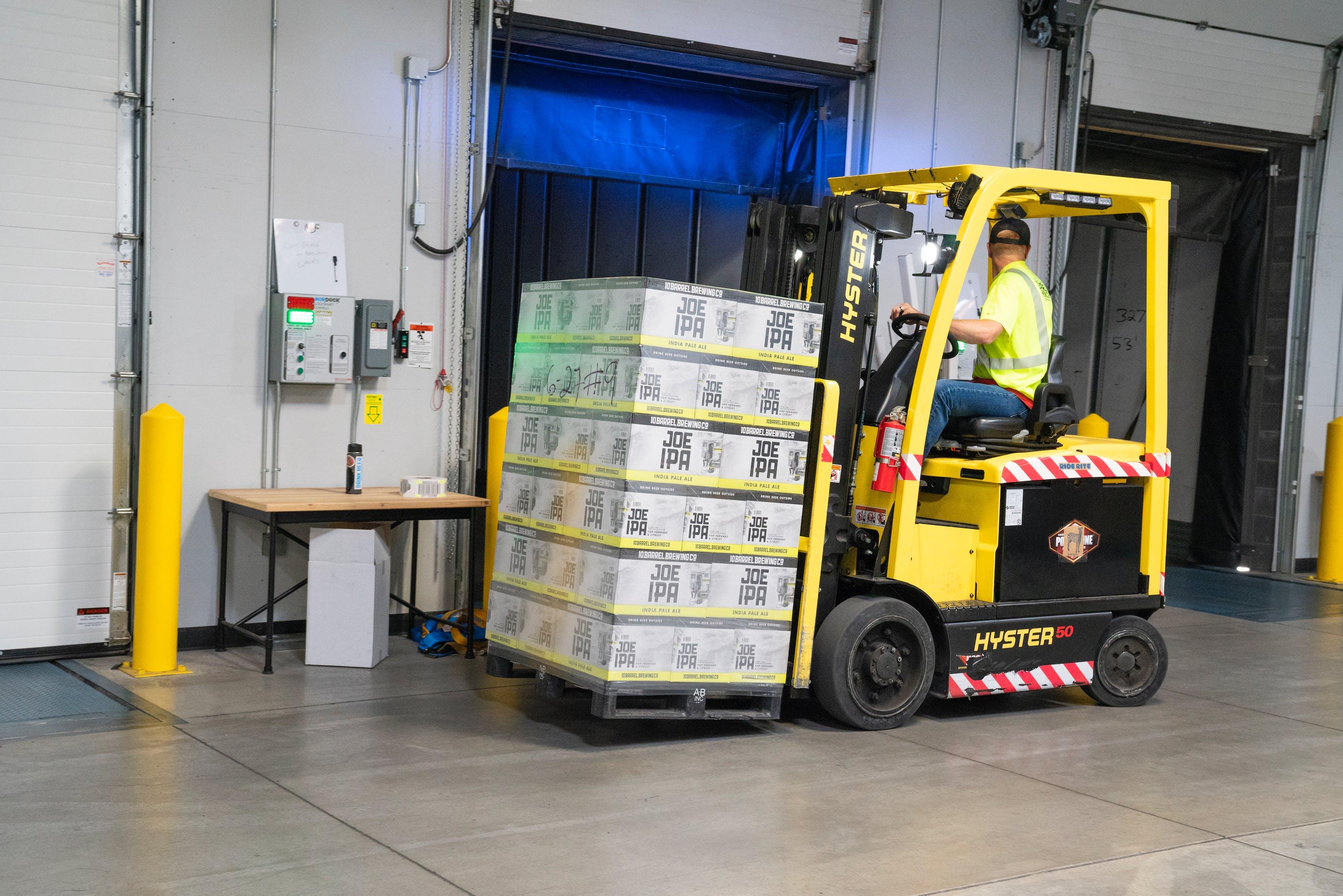 Coronavirus impact on trucking and supply chains