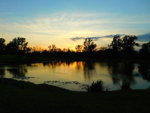Gratis stockfoto met gouden uur, h2o, zonsondergang