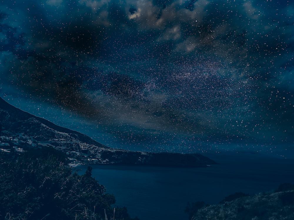 abysses, bleu, ciel