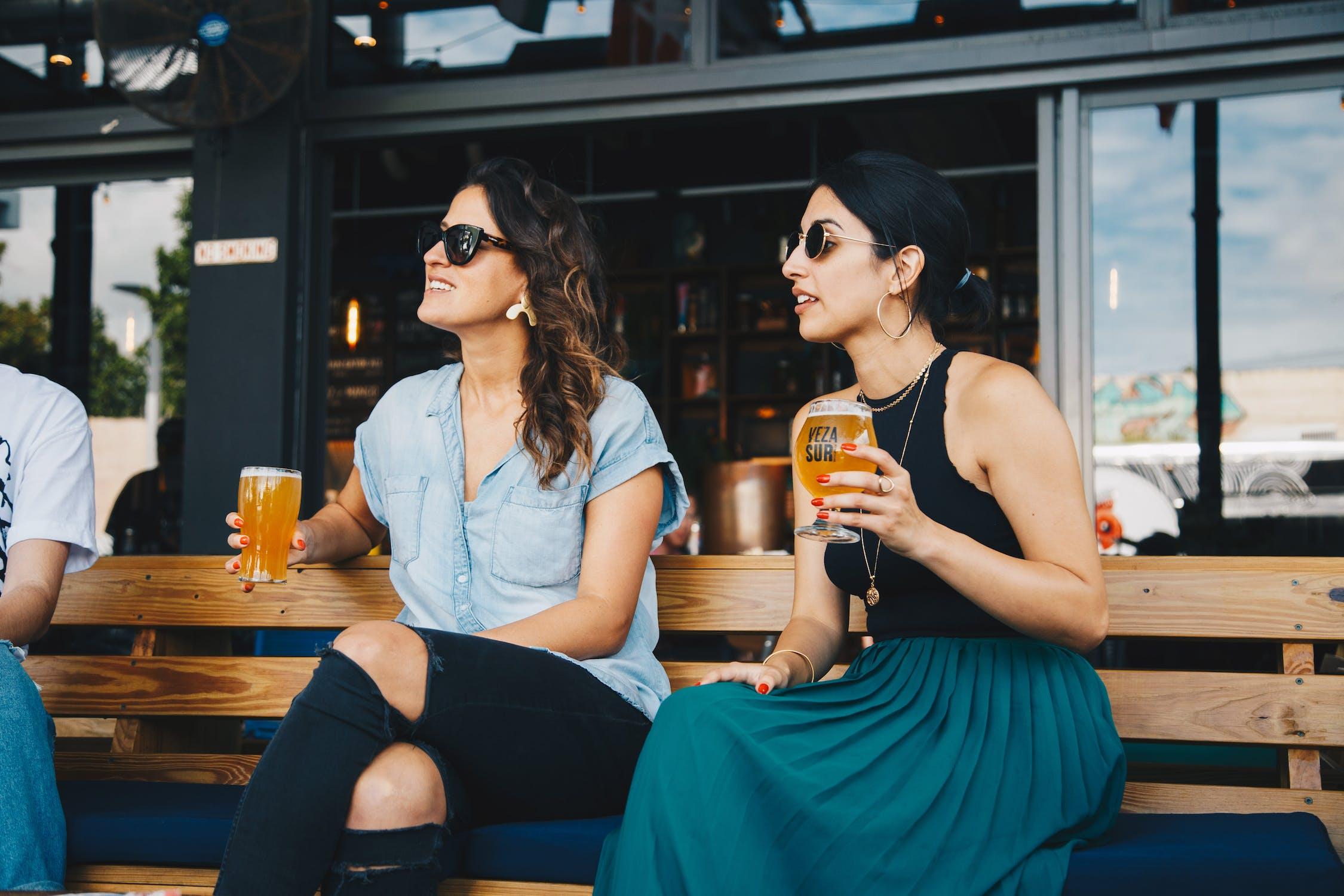 Beber más de 5 tragos a la semana puede afectar tu salud