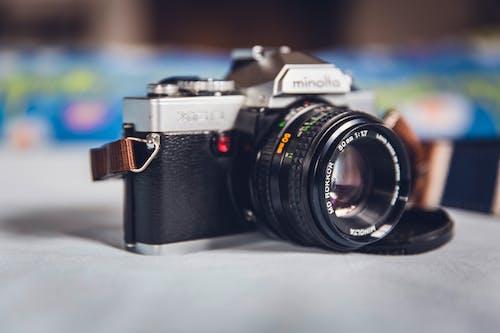 Gratis lagerfoto af kamera, linse, makro, Minolta
