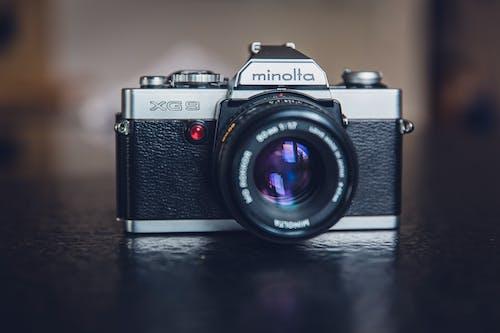 Безкоштовне стокове фото на тему «minolta, SLR, камера, мінолта»