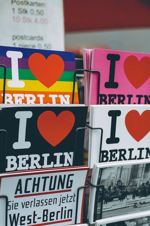 Бесплатное стоковое фото с Берлин, бизнес, бумага
