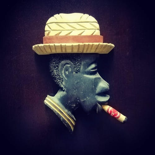 Foto profissional grátis de #chapéu, #charuto, #cor, #cubano