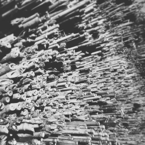 Foto profissional grátis de #bambu, #madeira, #sticks