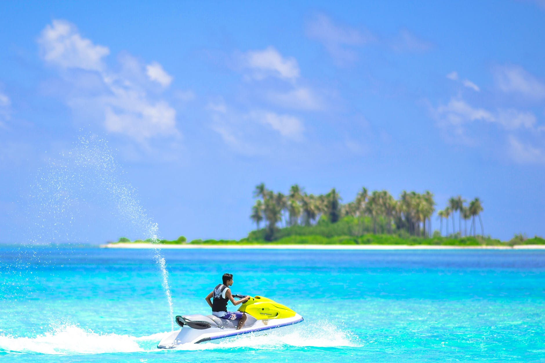 Step Up the Fun with Water Sports