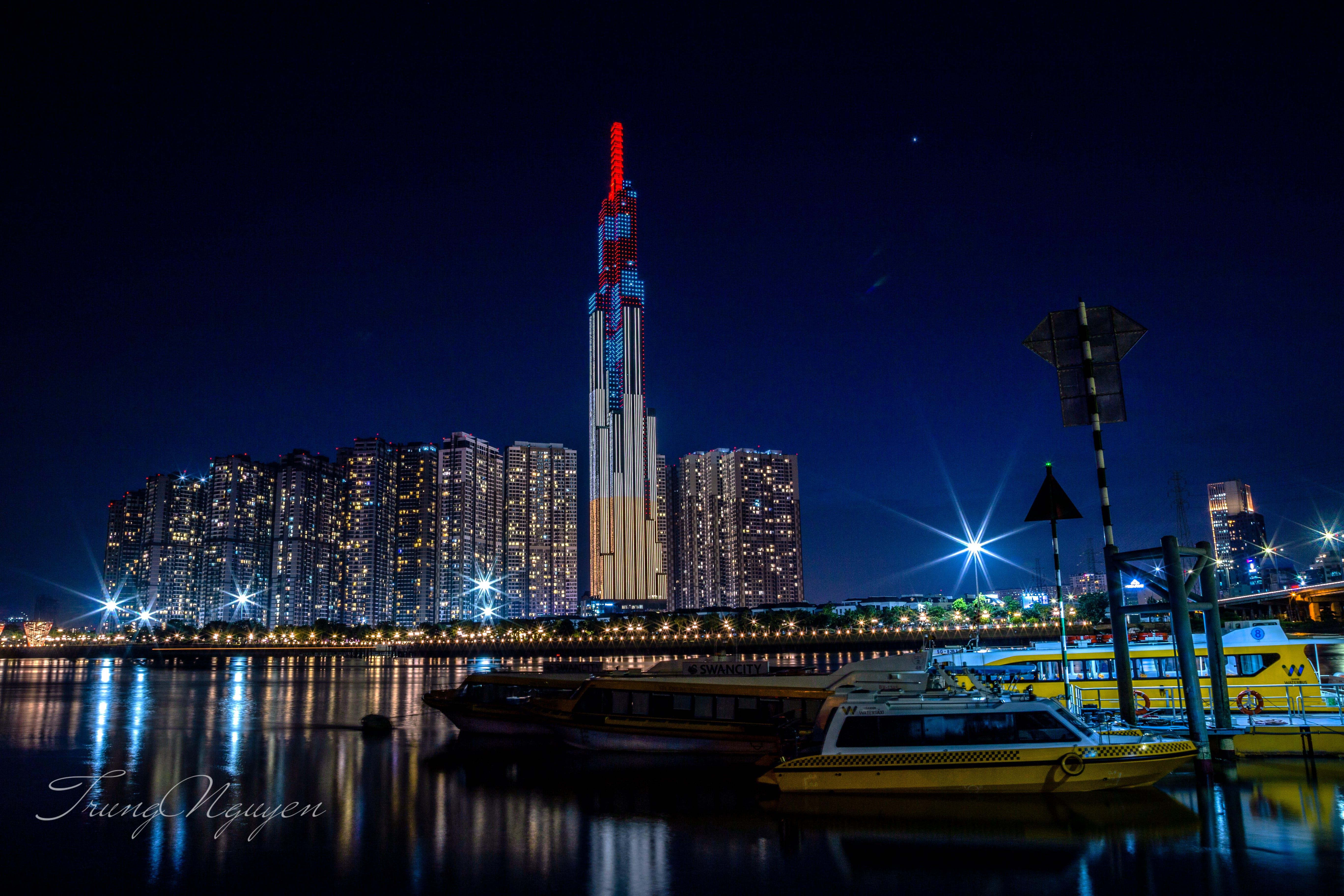 Free stock photo of Citylandscape