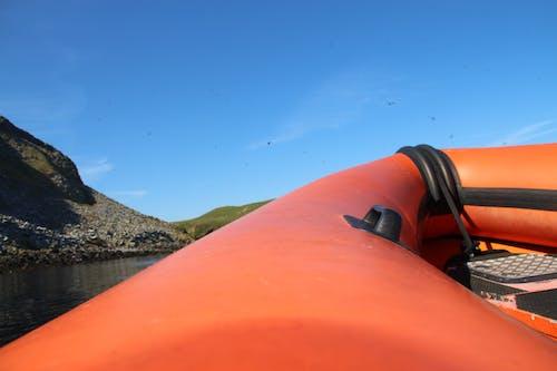 Foto stok gratis air, batu, hijau, kapal