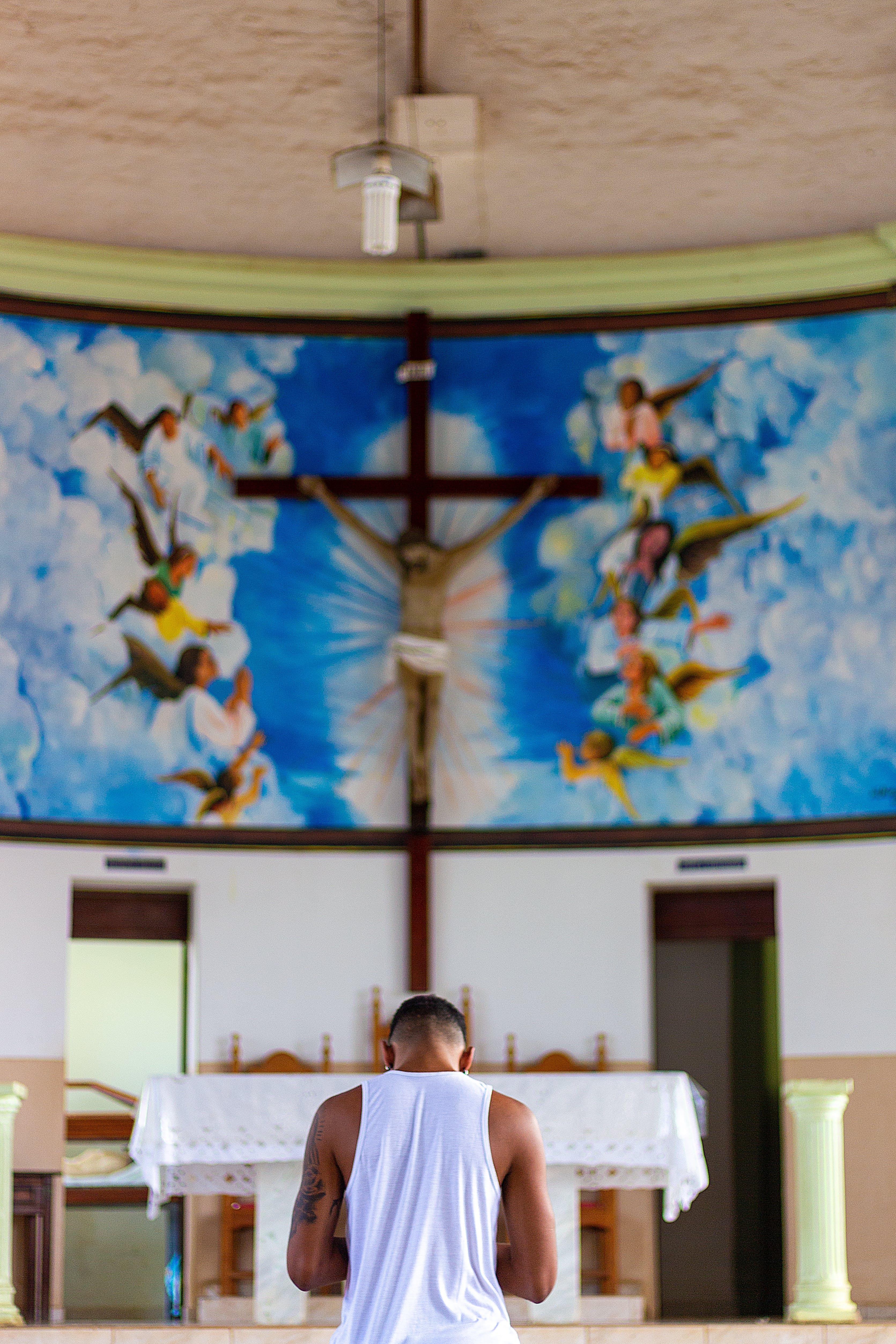 Kostenloses Stock Foto zu glauben, jesus, kirche