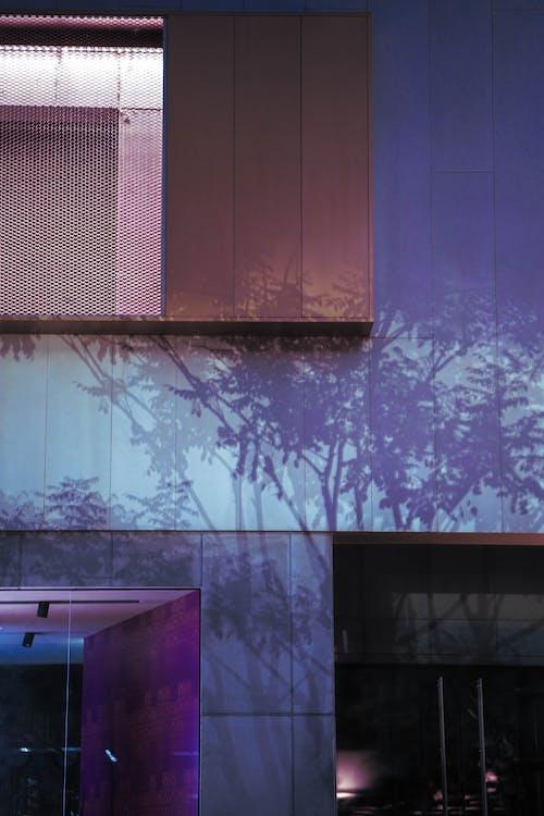 Foto stok gratis Arsitektur, bangunan, bayangan, cahaya