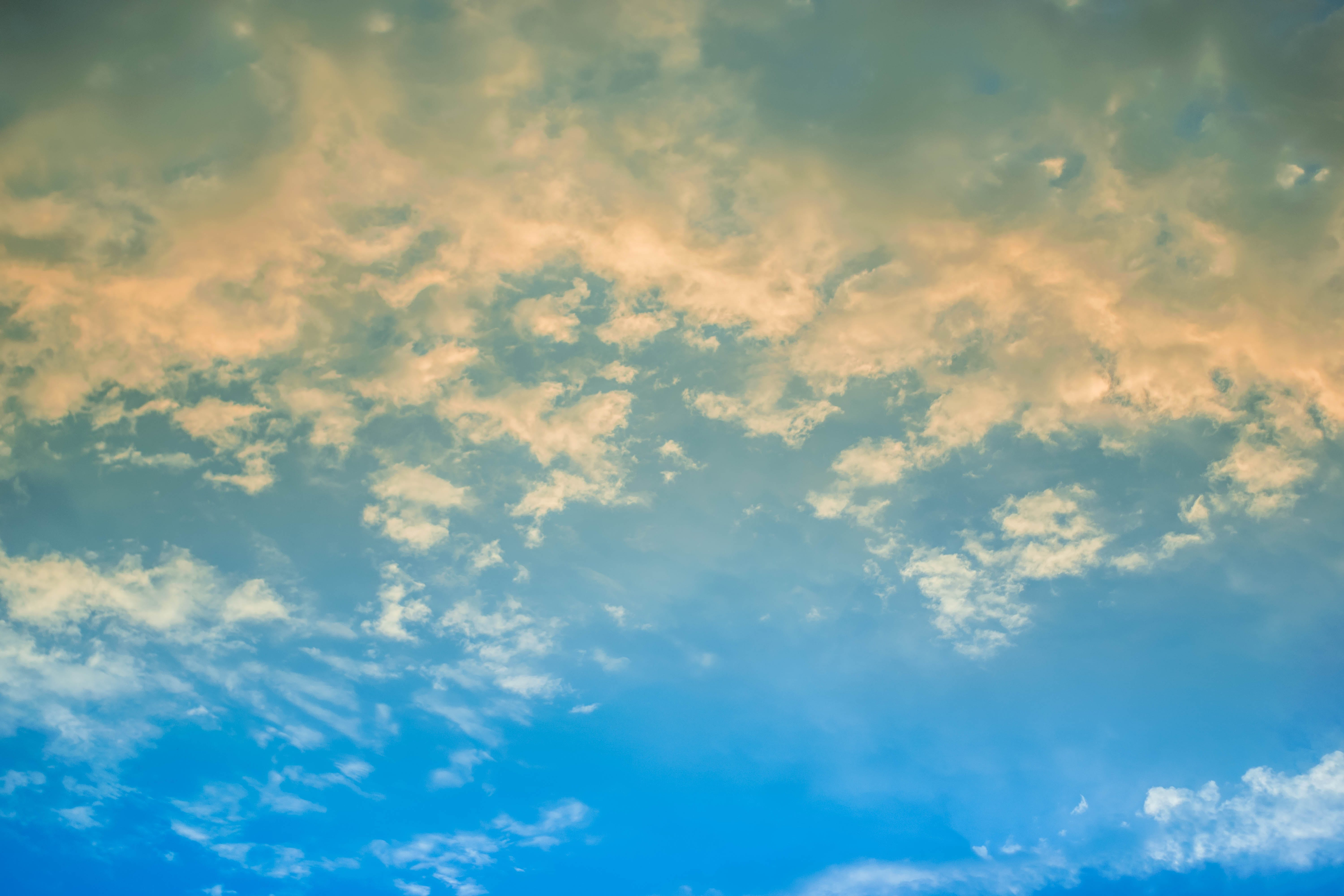 Photography of Sky During Daytime