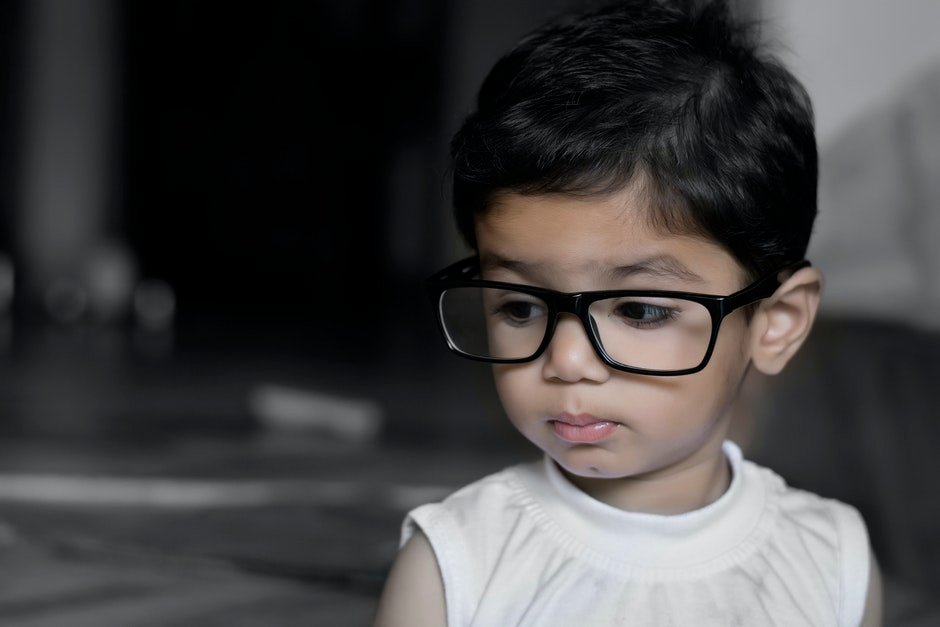 child, eyewear, girl